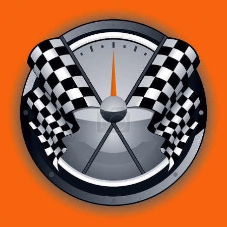 Checkered Flag Logo