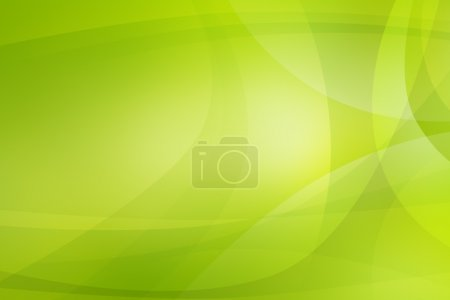 Photo for Green light abstract background - Royalty Free Image