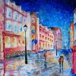Original design. Oil painting on canvas. Art....