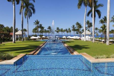 Photo pour Maui. Hawaï. Eau et stations balnéaires . - image libre de droit