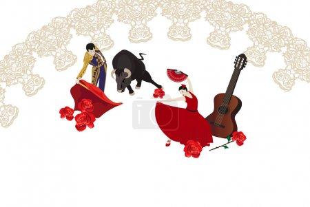 Flamenco and Bullfighting
