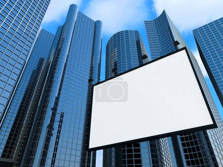 Modern Business Centers and Billboard...