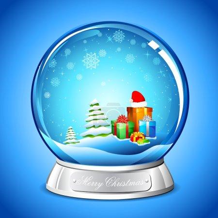 Christams Glass Ball
