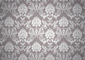 Luminous baroque wallpaper