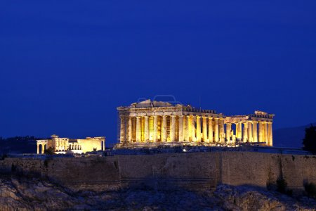Photo for The historical monument of Greece, the Acropolis - Royalty Free Image