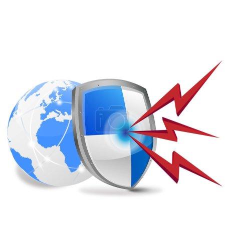 Vector internet security