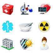 Medical icons | Bella series 2