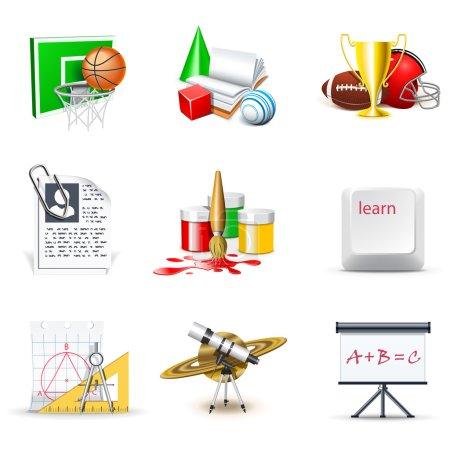 School icons 2 | Bella series