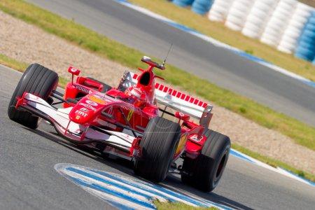 Scuderia Ferrari F1 Michael Schumacher
