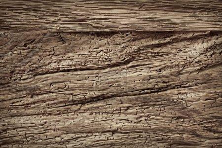 Photo pour Texture sombre du fond de motif en bois - image libre de droit