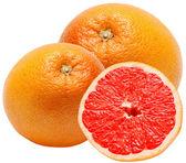 červený grapefruit