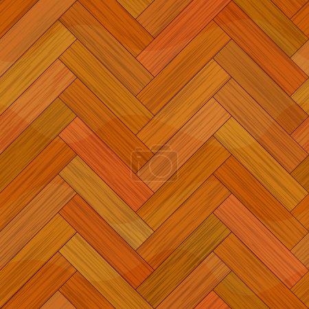 Wood parquet floor seamless
