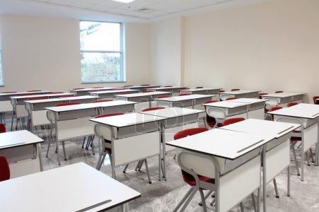 Photo pour Salle de classe - image libre de droit