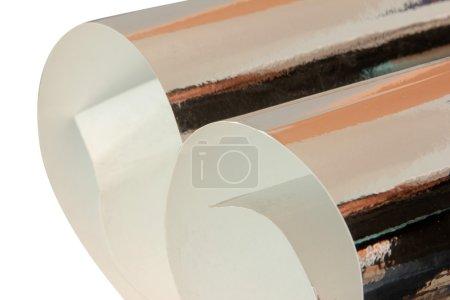 Aluminum foil...
