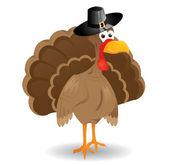 Vector Thanksgiving Turkey