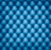 Blue leather upholstery Vector