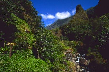 Ioa Needle State park, Maui