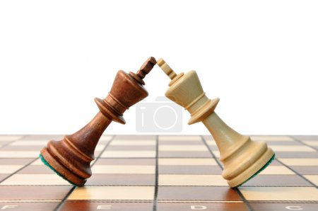 Kings chess duel