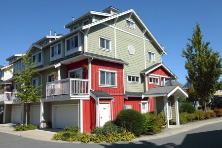 Residence in Richmond BC Canada.