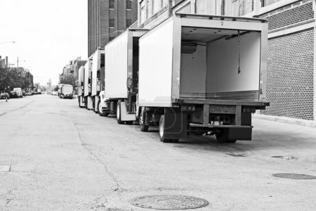Photo for Trucks - Royalty Free Image