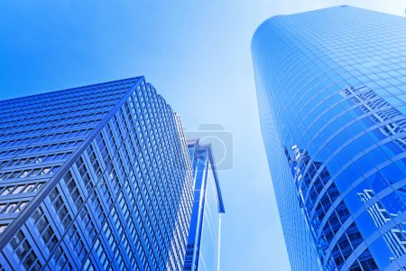 Photo for Office Buildings - Royalty Free Image