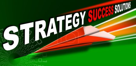 Paper airplane strategy success solutions