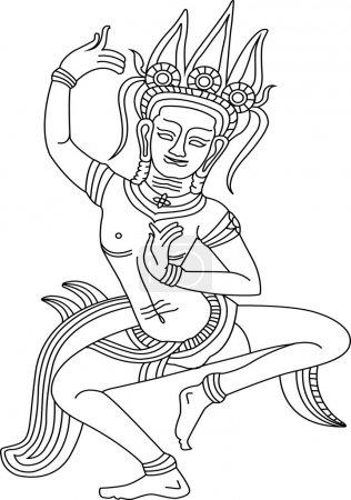 Apsara Outline