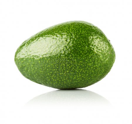 Green avocado vegetable