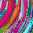 Acrylic painting abstract texture background...