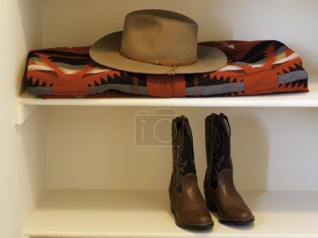 Boy's closet