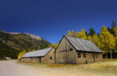 St Elmo Ghost town in Colorado
