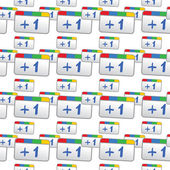 A lot of plus one at Google Plus