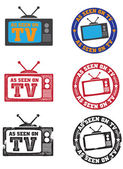 As Seen on TV Stamps
