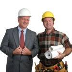 Постер, плакат: Engineer & Contractor