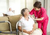 Domácí ošetřovatelské péče