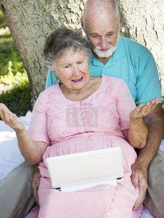 Seniors - Computer Frustration