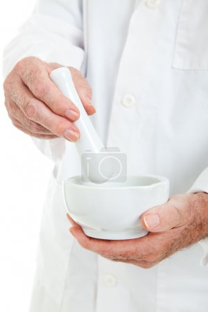 Pharmacy - Mortar and Pestle