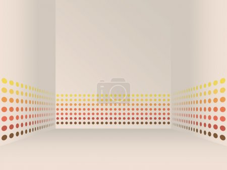 Abstract room background