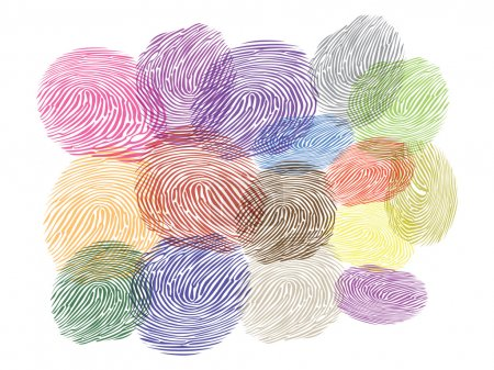 Color fingerprints