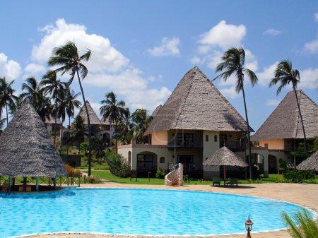 Beach Resort in Zanzibar