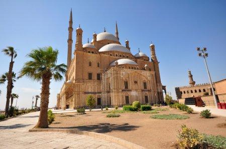 Muhammad Ali Mosque in Cairo, Egypt