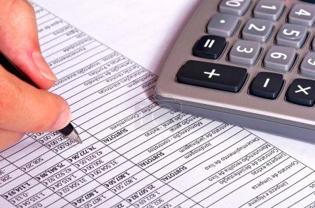 Doing Accounts