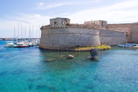 Castle of Gallipoli, Italy