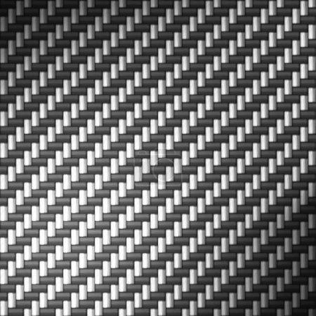 Reflective Carbon Fiber