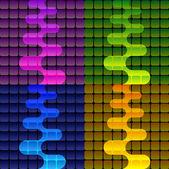 4 neon backgrounds