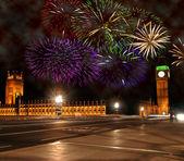 Nový rok v Londýně