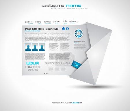 Postage high tech Website