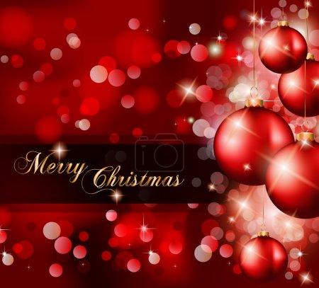 Elegant Classic Christmas Greetings