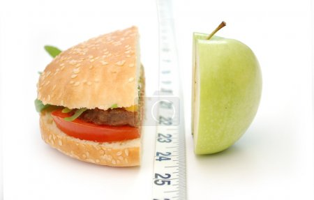 Junk food or fruit?