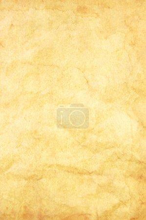 Photo pour Vieille texture de papier antique - image libre de droit